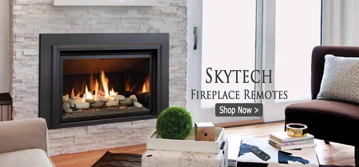 Skytech Fireplace Remote Controls